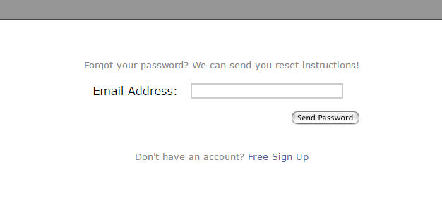 30 Boxes Forgot Password 2