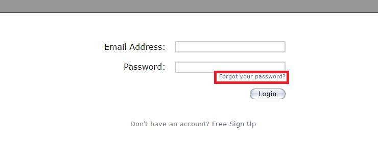 30 Boxes Forgot Password