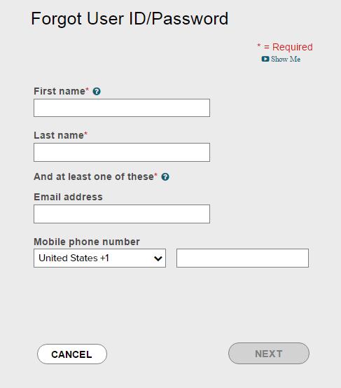 ADP iPay Portal Forgot Password