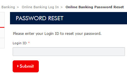 Arvest Online Banking Forgot Password 2