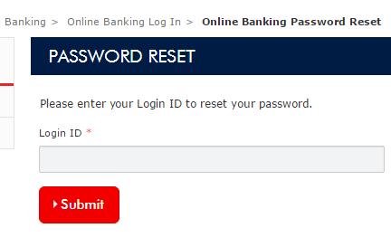 Arvest Online Banking Forgot Password 2