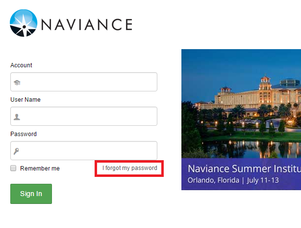 Chicago Public Schools Naviance Forgot Password 2