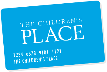 Children's Place Credit Card Logo