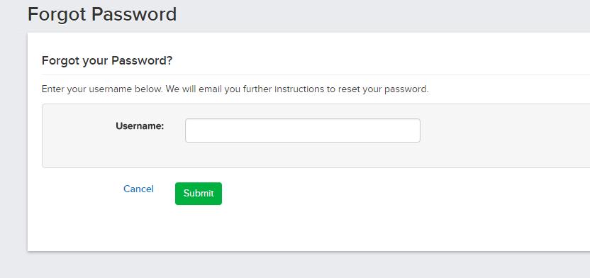 Ditech Mortgage Forgot Password 2