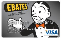 Ebates Credit Card Logo