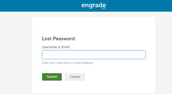 Engrade WV Forgot Password 2