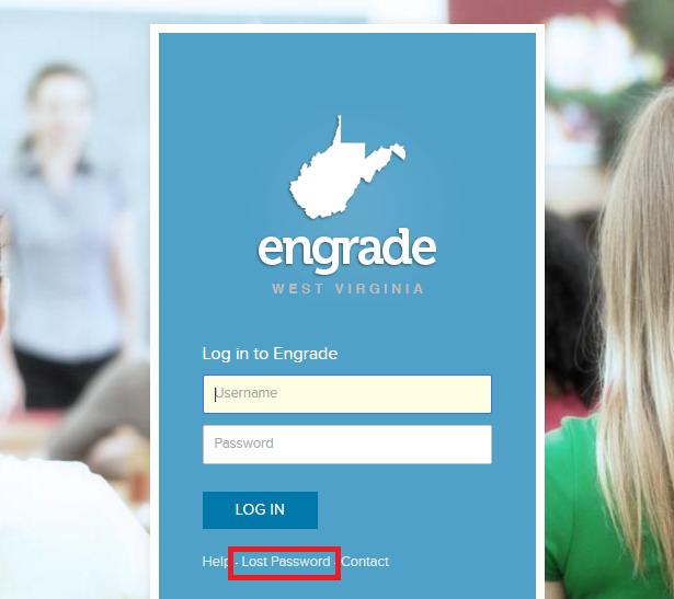 Engrade WV Forgot Password