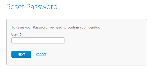 First Commerce Credit Union Forgot Password 3