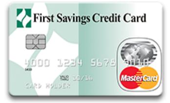First Savings Credit Card Logo