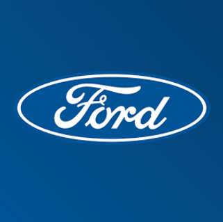 Ford Service Credit Card Logo