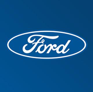 Ford Service Credit Card Logo