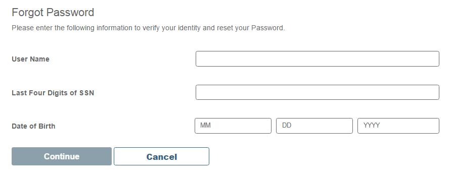 HH Gregg Credit Card Forgot Password 2