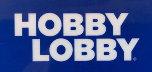 Hobby Lobby Credit Card Logo