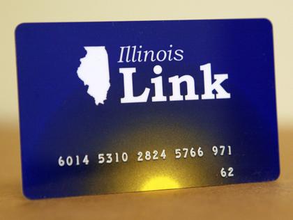Illinois Link Card Logo