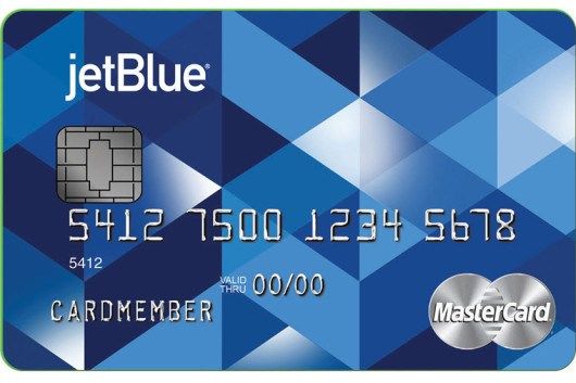 Jet Blue Credit Card Logo