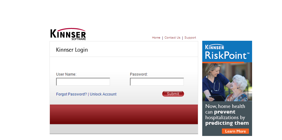 Kinnser Software Account Login