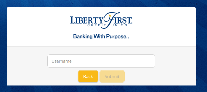 Liberty First Credit Union Forgot Password 2