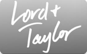 Lord & Taylor Credit Card Login, Payment, Customer Service