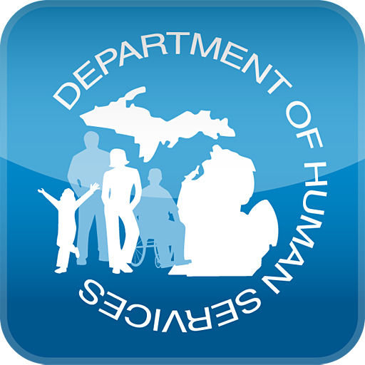 Michigan DHS Logo