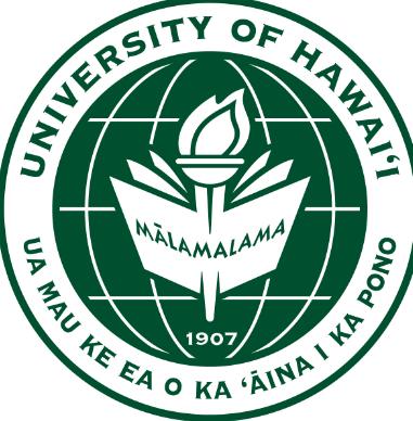 MyUH Login   How to use University of Hawaii Student portal