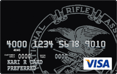 NRA Credit Card Logo