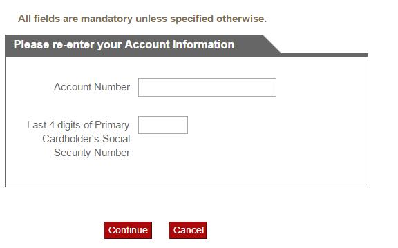 Neiman Marcus Credit Card Forgot Password 2