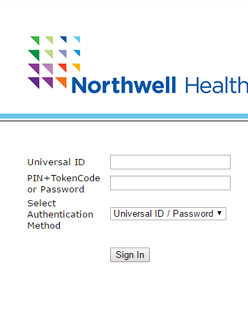 Northwell Health Remote Access Portal Bill Payment