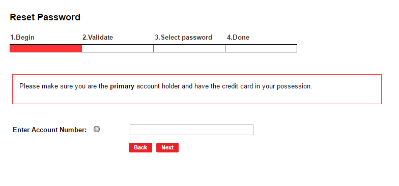 Phillips 66 Credit Card Forgot Password