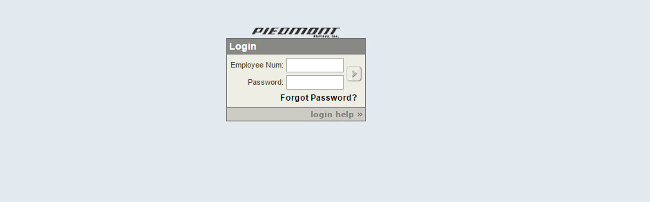 Piedmont Airlines Employee Portal Login