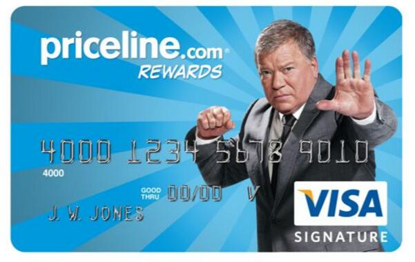 Priceline Credit Card Logo