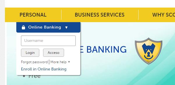 SSCU Online Banking Bill Payment