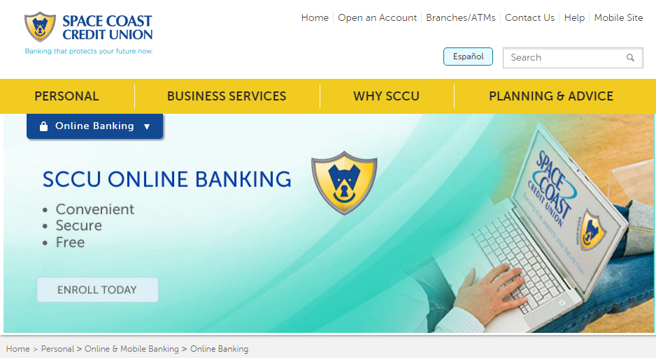 SSCU Online Banking Login