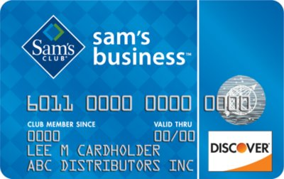 Sam's Club Credit Card Logo
