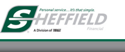 Sheffield Financial Account Logo