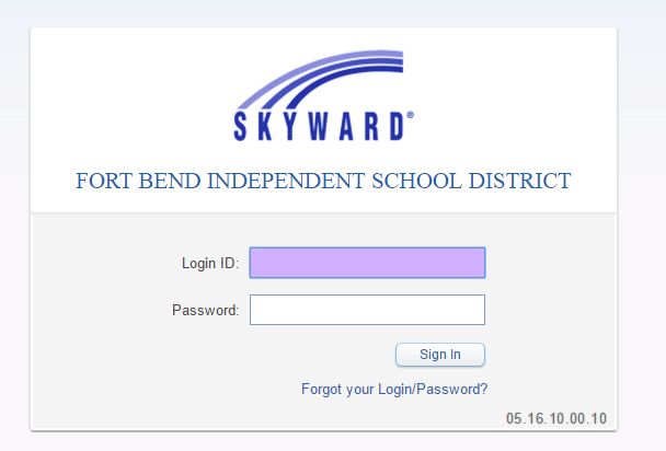 Skyward FBSID Bill Payment