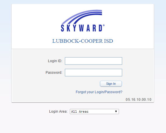 Skyward Lubbock-Cooper ISD Login