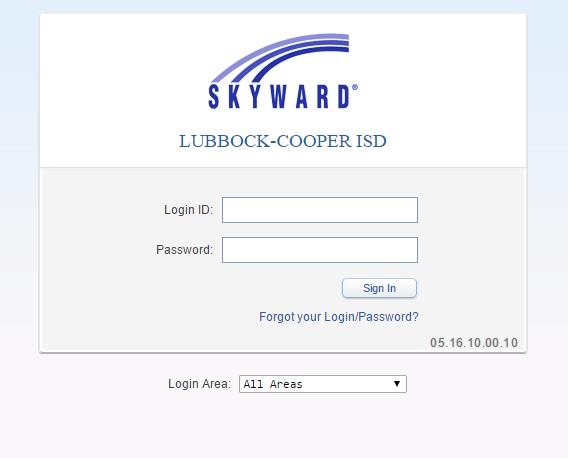Skyward Lubbock-Cooper ISD Login