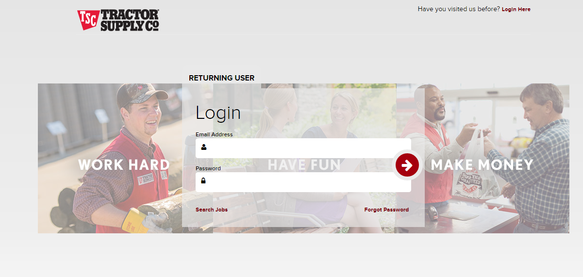 Tractor Supply Employee Login