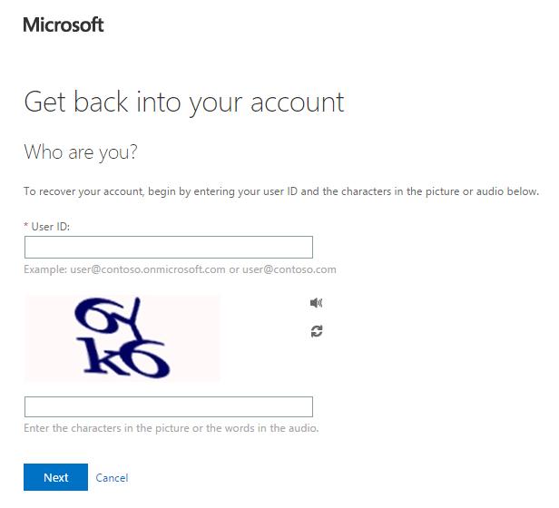 WVDE Webmail Forgot Password 2