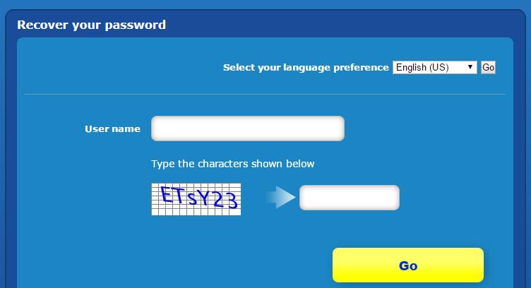 WalmartOne Associate Portal Forgot Password 4