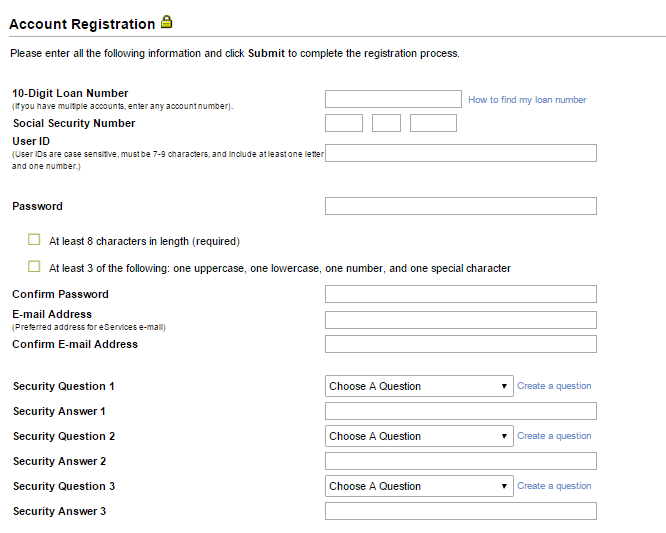 Wells Fargo Dealer Services Account Registration
