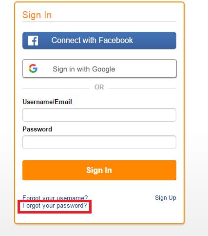 ZipRealty Forgot Password 3
