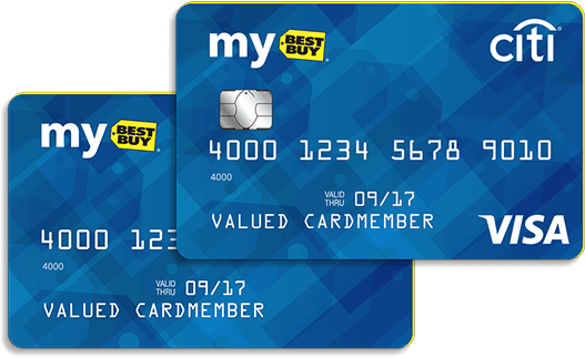 Best Buy Credit Card Logo