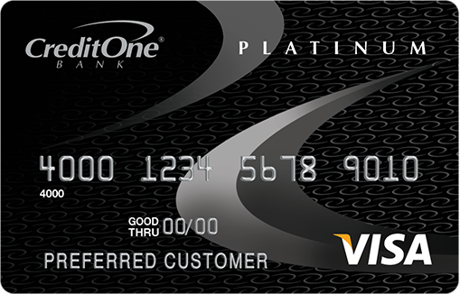 Credit One Credit Card Logo