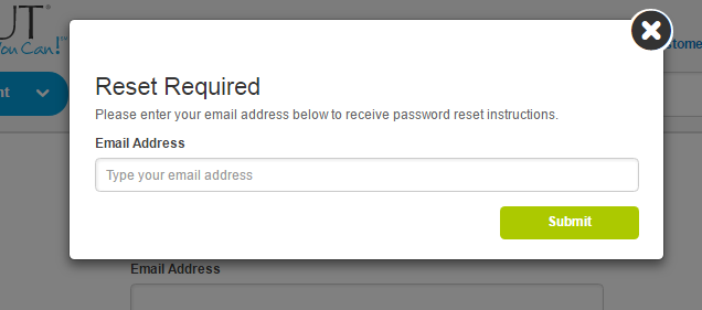 Fingerhut Forgot Password 2