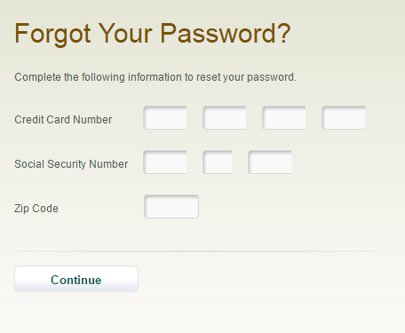 First Premier Credit Card Forgot Password 2
