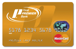 First Premier Credit Card Logo