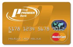 First Premier Credit Card Logo