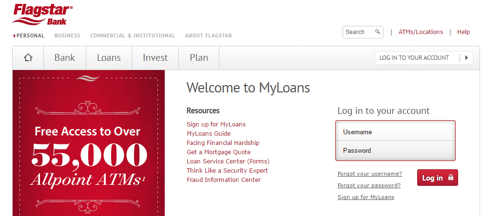 Flagstar Mortgage Login