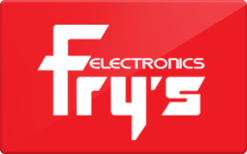 Fry's Credit Card Logo